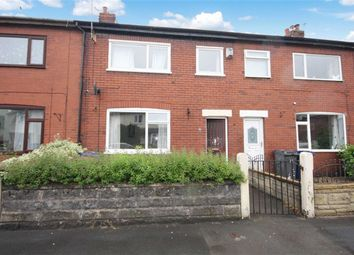 Thumbnail 3 bed town house for sale in Woodville Street, Leyland