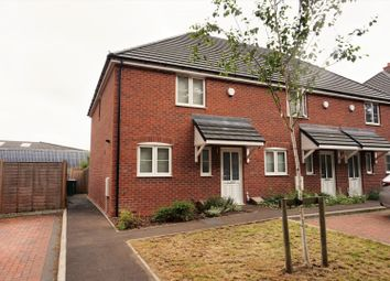 Thumbnail 3 bed end terrace house for sale in Wilman Close, Tile Hill, Coventry