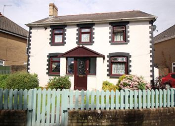 Thumbnail 3 bed detached house for sale in Maesglas Road, Newport