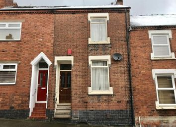 Thumbnail 3 bed terraced house for sale in Brighton Street, Penkhull, Stoke On Trent, Staffs