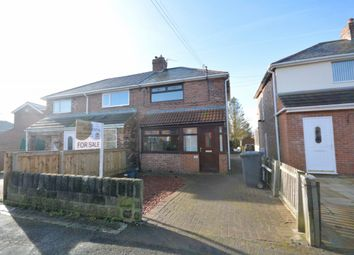 Thumbnail 2 bedroom semi-detached house for sale in South Street, Chester Le Street