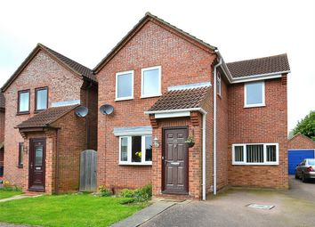 Thumbnail 4 bed detached house for sale in Field Close, Alconbury, Huntingdon, Cambridgeshire