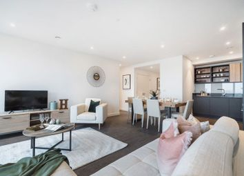 3 bed flat for sale in Royal Docks West, Western Gateway, London E16