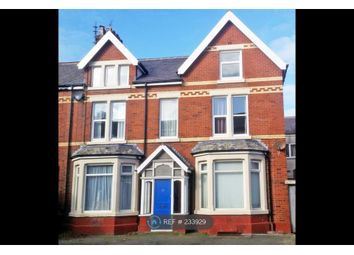 Thumbnail 1 bed flat to rent in St Albans Road, Lytham St Annes