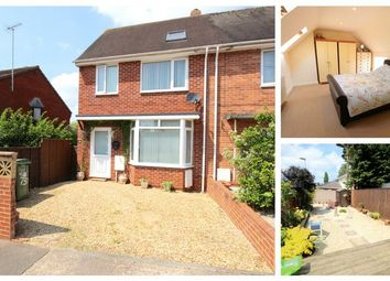 Thumbnail 3 bed property for sale in Summerway, Pinhoe, Exeter