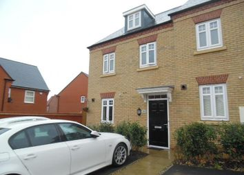 Thumbnail 3 bed town house to rent in Threads Lane, Buckingham