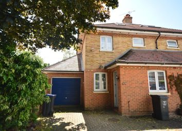 Thumbnail 3 bed semi-detached house to rent in Laurence Court, Ludgershall, Andover