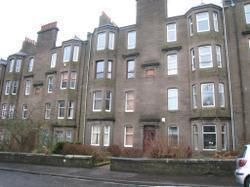 Thumbnail 2 bed flat to rent in Baxter Park Terrace, Dundee