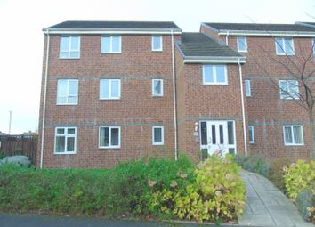 Thumbnail 2 bed flat for sale in Ashfield Mews, Wallsend
