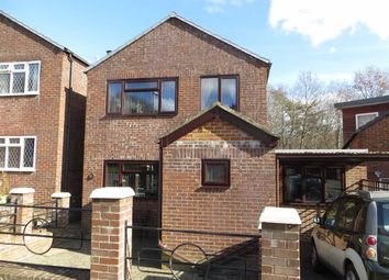 Thumbnail 4 bedroom detached house for sale in Pinewood Way, St Leonards-On-Sea, East Sussex