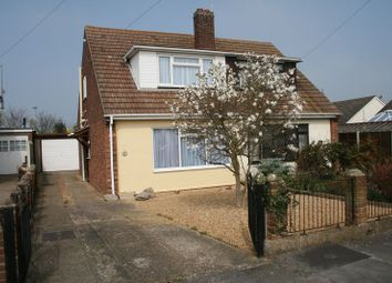 Thumbnail 2 bed semi-detached house to rent in Samsons Close, Brightlingsea, Colchester