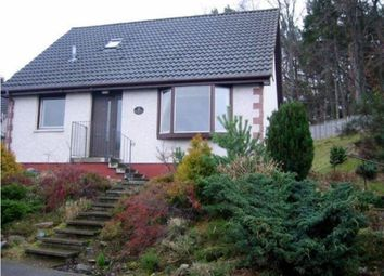 Thumbnail 3 bed detached house for sale in Croila Road, Kingussie
