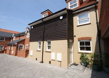 Thumbnail 3 bed mews house for sale in Wick Lane, Christchurch