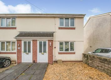 Thumbnail 2 bed semi-detached house for sale in Colwinstone Street, Llandaff North, Cardiff