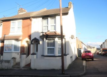 Thumbnail 2 bed end terrace house to rent in Chalkpit Hill, Chatham
