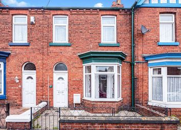 Thumbnail 2 bed terraced house to rent in Rosebery Avenue, Scarborough