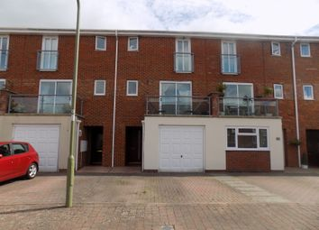 Thumbnail 4 bed town house for sale in Wadmore Close, Hythe