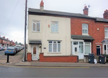 Thumbnail 4 bed end terrace house for sale in Mary Vale Road, Birmingham