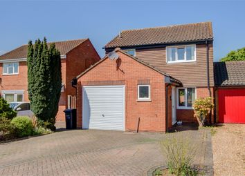 Thumbnail 3 bed detached house for sale in Banbury Close, West Hunsbury, Northampton