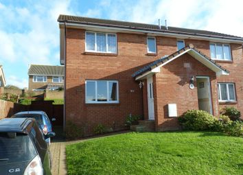 Thumbnail 3 bed semi-detached house to rent in Kingslea Park, East Cowes