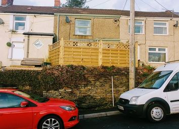Thumbnail 2 bedroom terraced house for sale in Alltwen Hill, Alltwen, Pontardawe, Swansea.