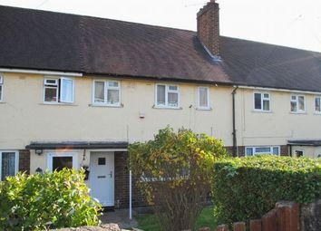 Thumbnail 3 bed terraced house for sale in Dorset Road, Kingsthorpe, Northampton