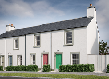 Thumbnail 2 bed terraced house for sale in Greenlaw Road, Chapelton