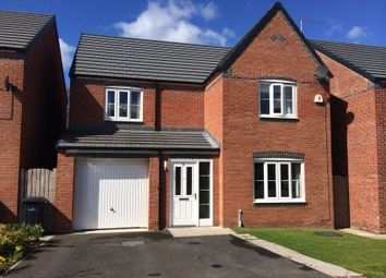 Thumbnail 4 bed detached house to rent in Turnbull Way, Middlesbrough