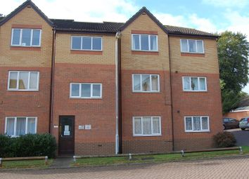 Thumbnail 1 bed flat for sale in Simpson Close, Luton & Dunstable Border, Luton