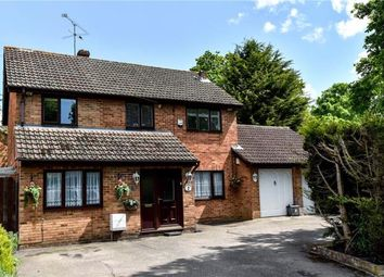 Thumbnail 4 bed detached house for sale in Lymington Avenue, Yateley, Hampshire