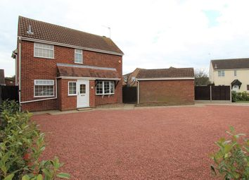Thumbnail 4 bed detached house for sale in Tollgate Drive, Stanway, Colchester