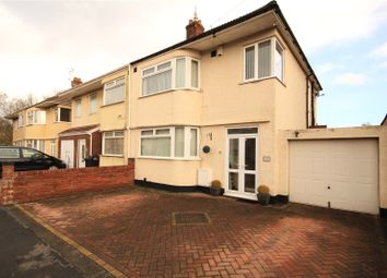 Thumbnail 3 bed semi-detached house for sale in Begbrook Lane, Frenchay, Bristol