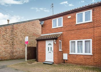 Thumbnail 3 bed end terrace house for sale in West Street, Great Yarmouth