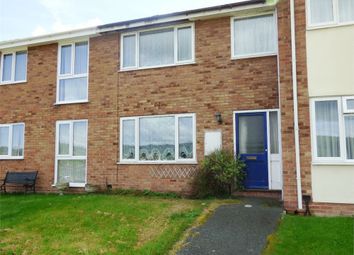 Thumbnail 3 bed terraced house for sale in Brimmon Close, Newtown, Powys