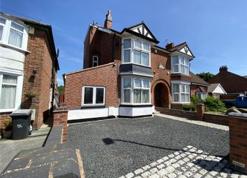 Thumbnail 4 bed semi-detached house for sale in Fairfax Road, Leicester, Leicestershire