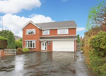 Thumbnail 4 bed detached house for sale in Bartlett Road, Dawley, Telford