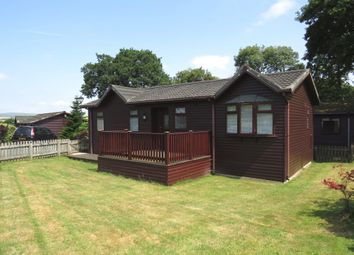 2 bed lodge for sale in The Thatches, Modbury, Ivybridge PL21