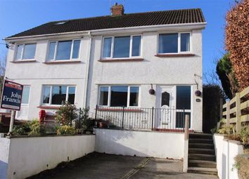 3 bed semi-detached house for sale in Fairwood Road, Dunvant, Swansea SA2