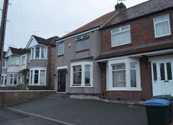 Thumbnail 3 bed terraced house to rent in Dickens Road, Keresley, Coventry