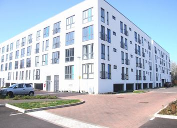 Thumbnail 1 bed flat to rent in Salvisburg Court, Otto Road, Welwyn Garden City