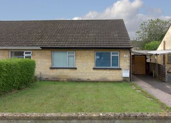 Thumbnail 2 bed semi-detached bungalow for sale in Brook Street, Chippenham
