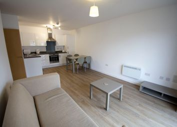 Thumbnail 2 bedroom flat to rent in Lulworth Place, Walton Locks, Warrington, Cheshire