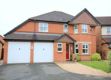 Thumbnail 5 bed detached house for sale in Virginia Avenue, Stafford