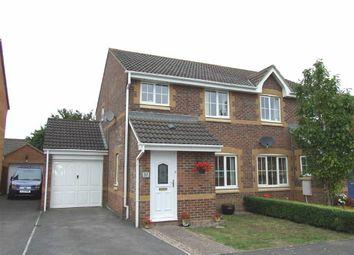 Thumbnail 3 bed semi-detached house for sale in Primrose Drive, Melksham