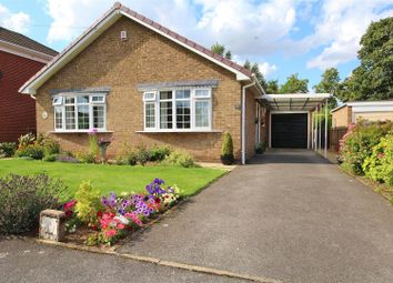 Thumbnail 3 bed detached bungalow for sale in Appletree Drive, Hambleton, Selby