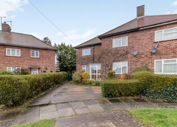 Thumbnail 3 bed semi-detached house for sale in Edwyn Close, Barnet