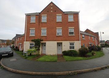 Thumbnail 4 bed town house to rent in Main Street, Buckshaw Village, Chorley