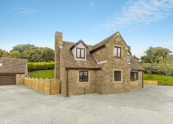 Thumbnail 4 bedroom detached house for sale in Steep Lane, Wingerworth, Chesterfield