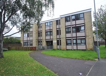 Thumbnail 3 bedroom flat to rent in Hawthorn Crescent, Cosham, Portsmouth, Hampshire
