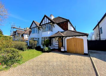 Towncourt Crescent, Petts Wood, Orpington BR5. 4 bed semi-detached house for sale